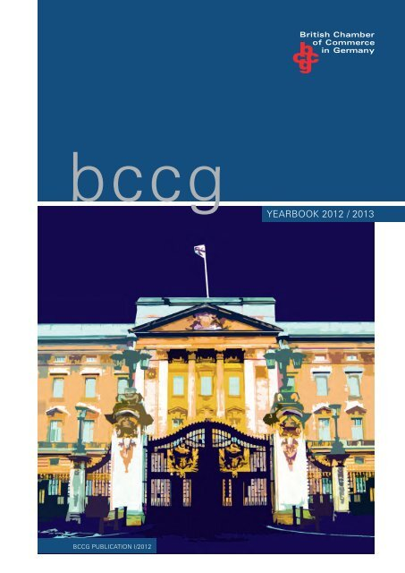 Yearbook Sample - British Chamber of Commerce in Germany