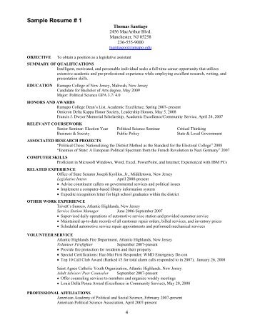 Firefighter Resume Template 40. Sample Firefighter Resume   8+ .