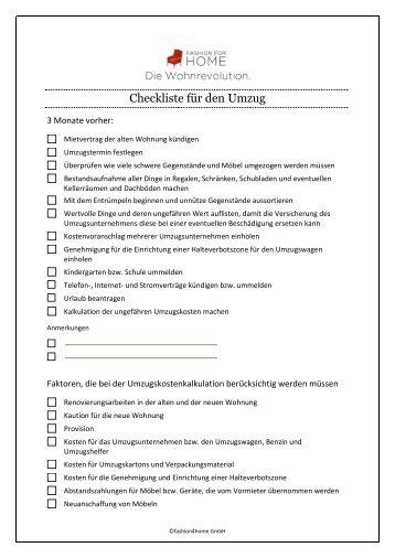 neue wohnung checkliste die besten 25 umzug checkliste