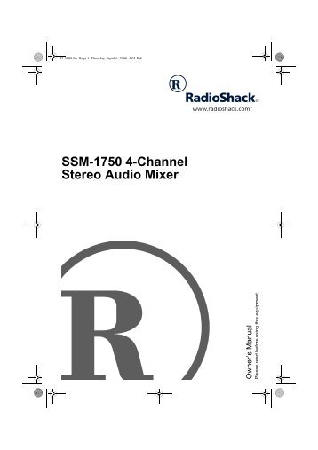car stereo wiring diagram 4 channel