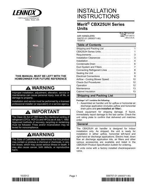 Lennox Merit Series Gas Furnace Wiring Diagram Bryant Furnace