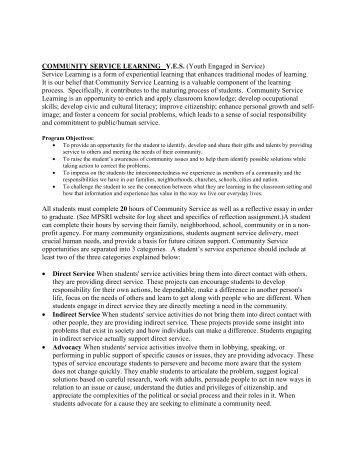 essay on community - Pinarkubkireklamowe
