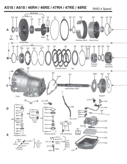 46rh Transmission Diagram Online Wiring Diagram