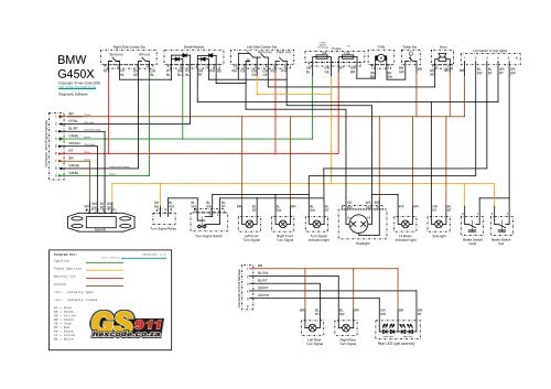 Bmw G450x Wiring Diagram Wiring Diagram