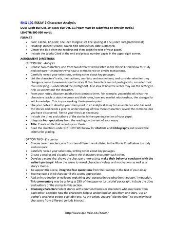 Character analysis essay creon antigone - character analysis