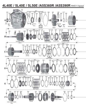 4t40e Wiring Diagram Wiring Diagram
