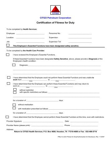 release form from doctor to return to work - Josemulinohouse - return to work medical form