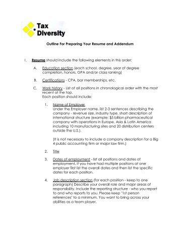 Resume Samples For Law School Admission Brief Format Addendum