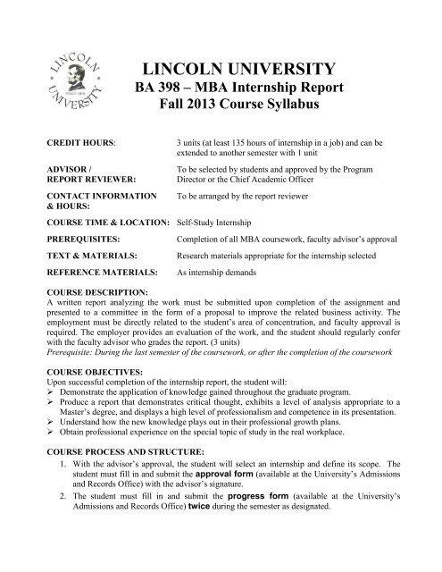 Sample Preface For Internship Report Letter Report Templatedownload
