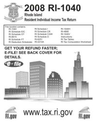 Form ND-1 Individual Income Tax Return - State of North Dakota