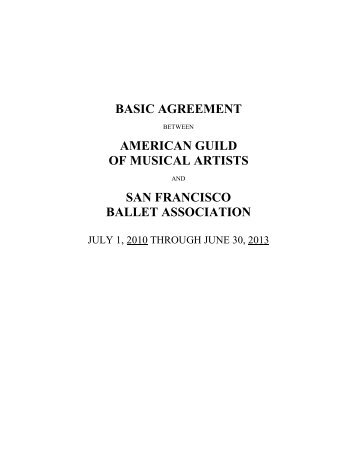 basic agreement contract - Intoanysearch