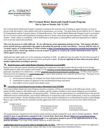 grant application cover letters - Gottayotti - grant cover letter