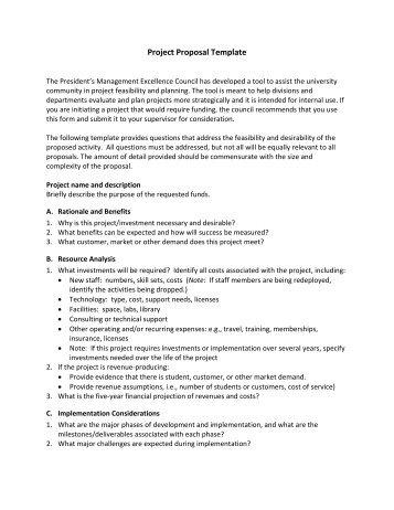 Technical Proposal Template 2 Consultantu0027S Technical \ Financial - project proposal template