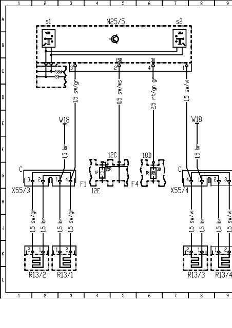 W210 Front Seat Heater Wiring diagrampdf