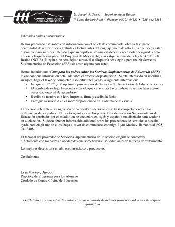 cover letter in spanish - Pinarkubkireklamowe