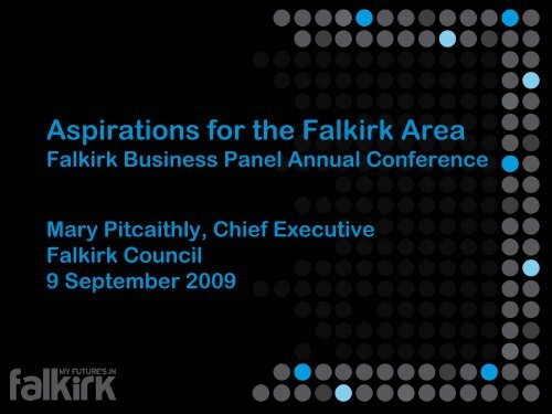 Aspirations for the Falkirk Area (PDF, 17MB) - My Future\u0027s in Falkirk