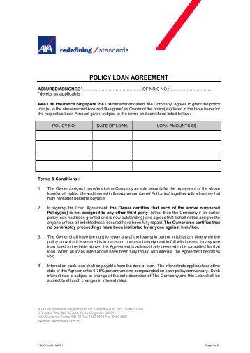 Equipment Loan Agreement Form - ntgpe