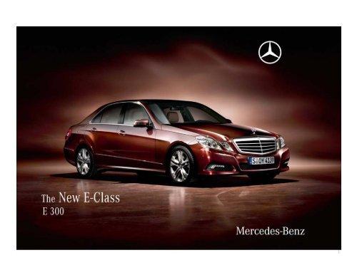 Microsoft PowerPoint - E 300 brochureppt - Mercedes-Benz Indonesia