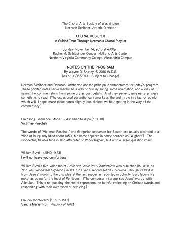 Choir Concert Program Template   ophion.co
