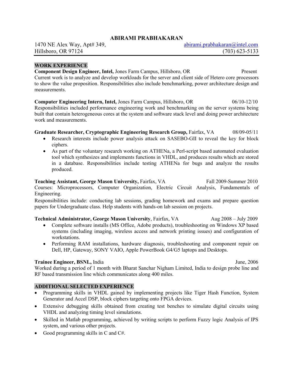 Sharepoint Resume Format Sharepoint Resume Sample Resume