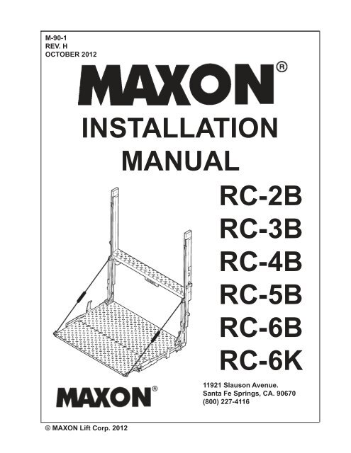 Maxon Bmraw 44 Wiring Diagram Online Wiring Diagram