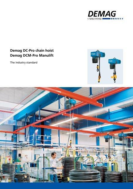 Demag Dc Chain Hoist Diagram Online Wiring Diagram