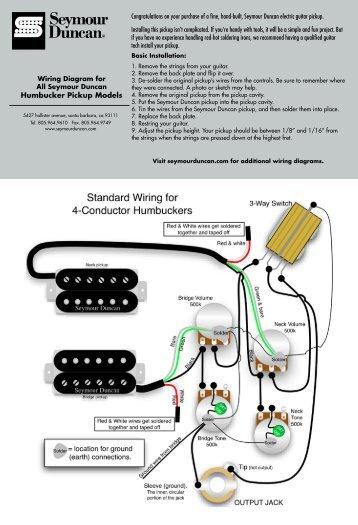 seymour duncan wiring diagram wiring seymour duncan wiring image