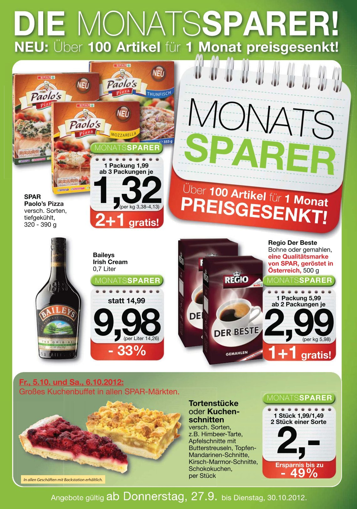 Spar Feine Küche Magazin 170 Free Magazines From Spar At