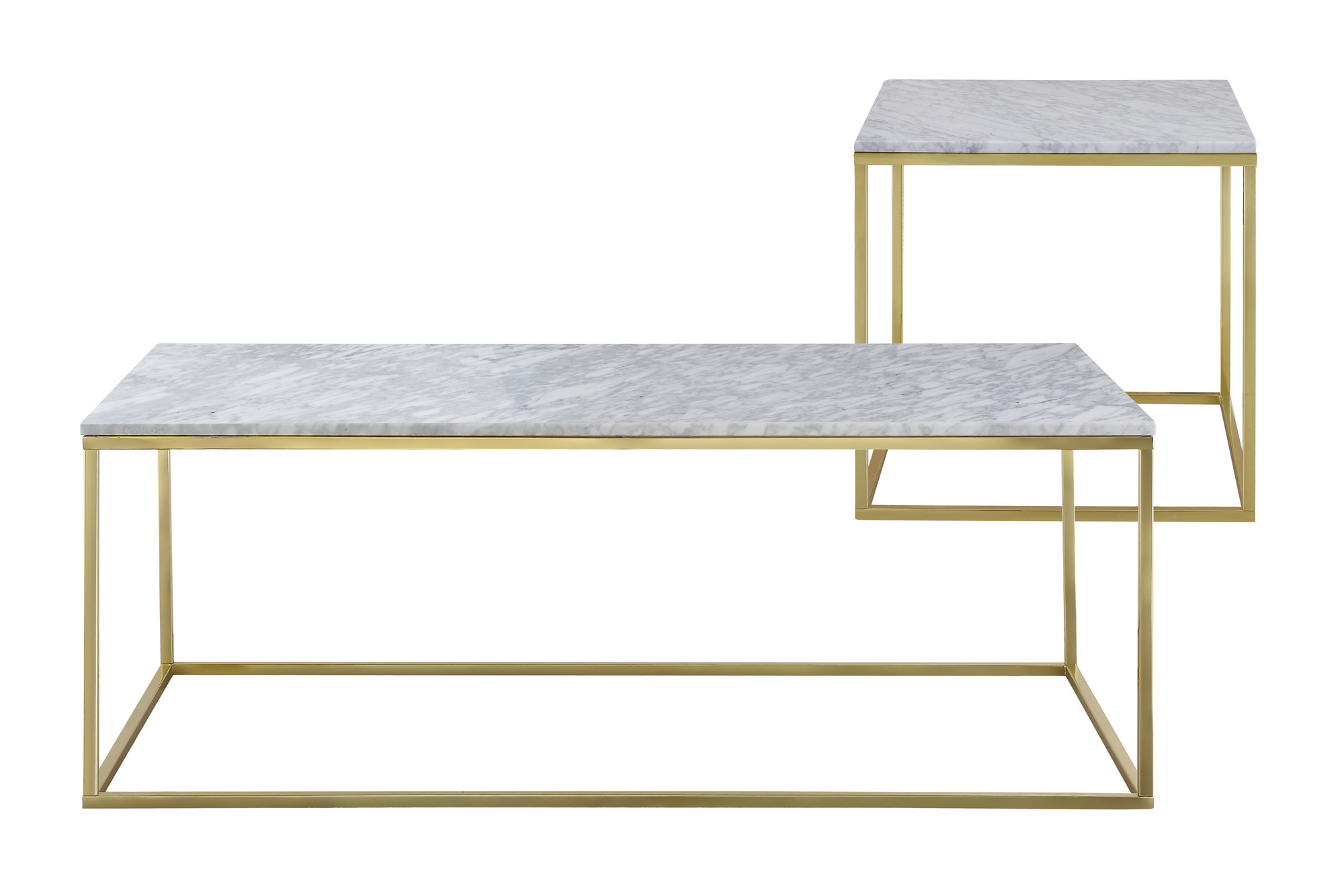 Marble Coffee Table Australia Selena 3 Piece Occasional Table Set And Jalen 3 Piece Coffee