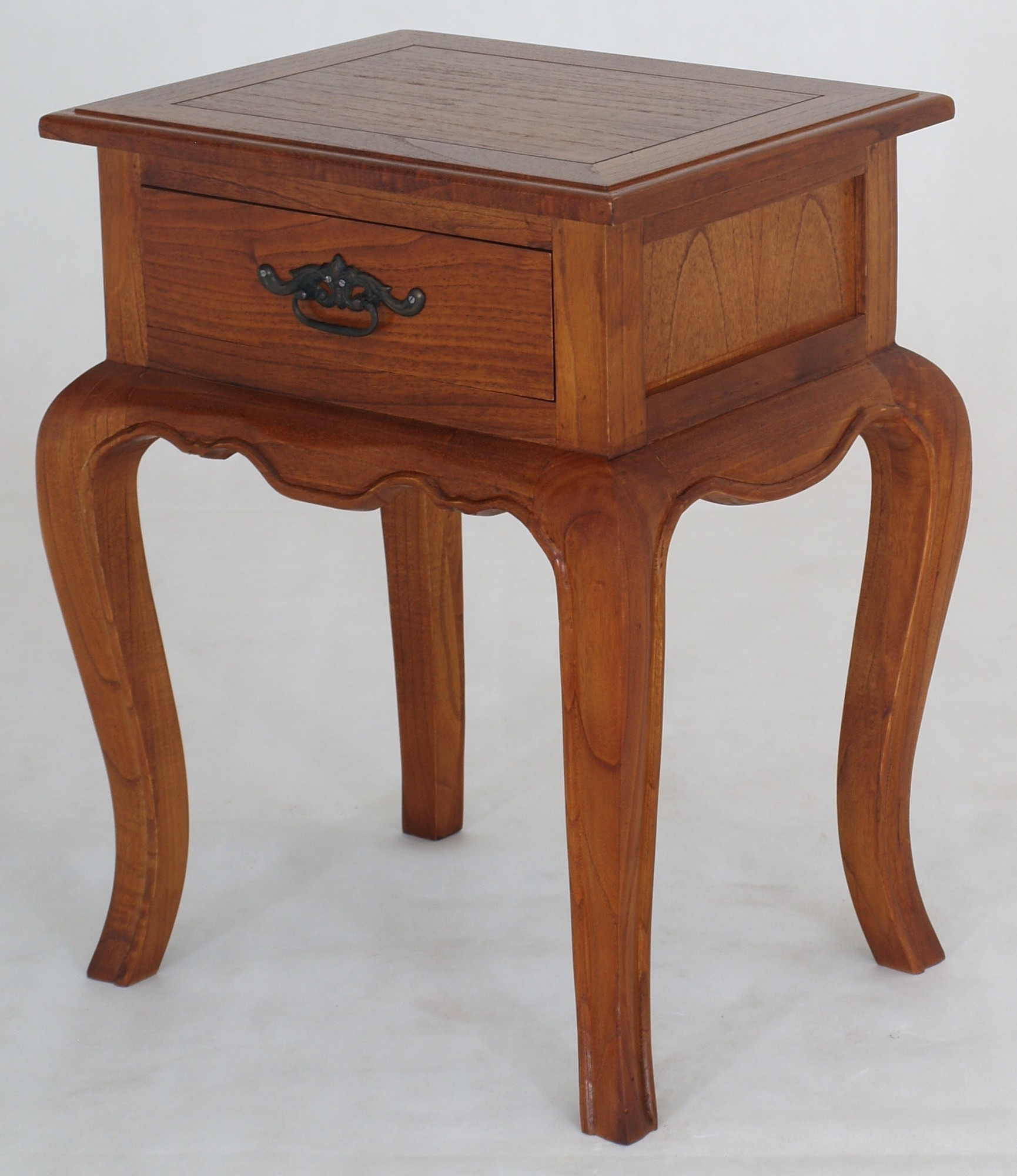 Provincial Bedside Tables Details About New Emile French Provincial 1 Drawer Lamp Table La Verde Bedside Tables