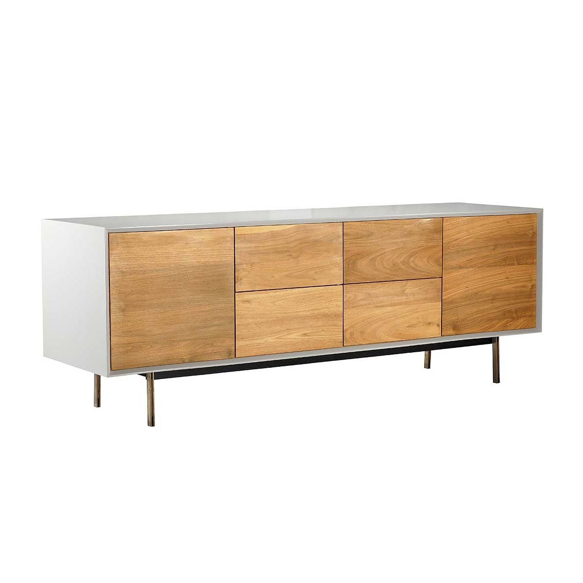 Buffet Sideboard Fantastic Furniture Beech Anzio Buffet Sideboard