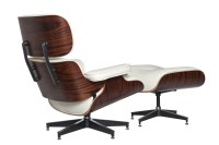 NEW Eames Classic Replica Lounge Chair & Ottoman | eBay