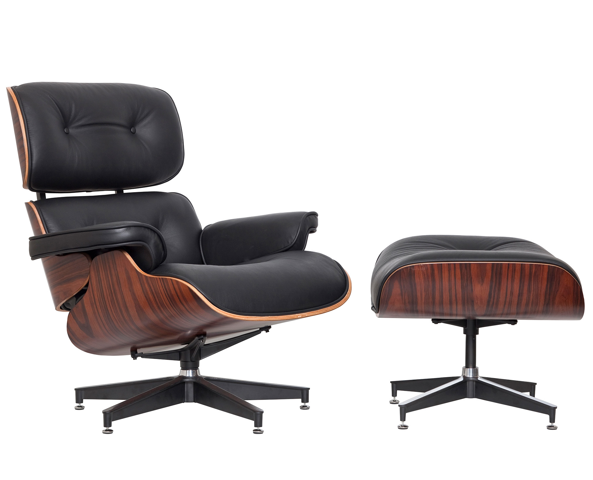 Eames Lounge Office Chair New Milan Direct Eames Classic Replica Lounge Chair