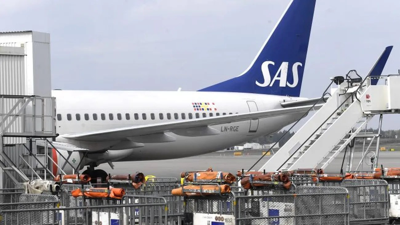 Sas Bad 24 Sas Pilots Stay On The Ground Scandinavia Pilot Strike Ensures