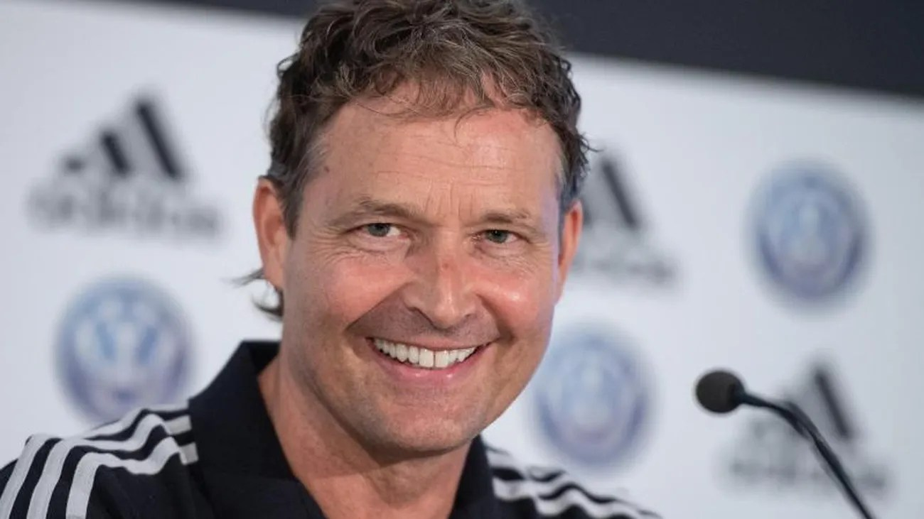 Jonas Venlo European Championship Qualifier Löw Assistent Sorg Keeps Up His