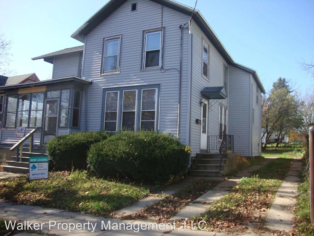 412 S Academy Street Apartments For Rent In Janesville