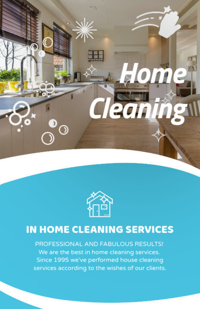 Cleaning Services Design Templates to Make Beautiful Designs Online