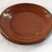 Dinner Plates handmade pottery