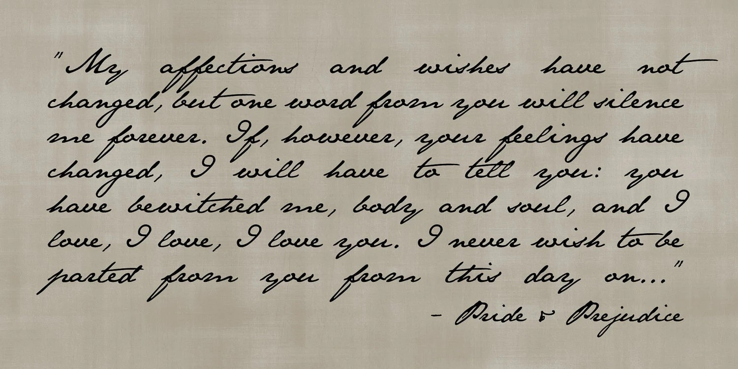Tada Never Falls In Love Wallpaper Pride And Prejudice Marriage Quotes Quotesgram