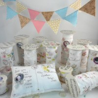 Shabby chic 5 projects pdf tutorial pattern fabric stamped