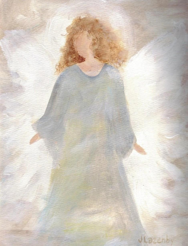 Angel Notecard Angels ori...