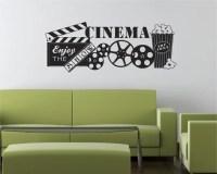 Items similar to 57x22 Cinema Movie Popcorn Theater Show