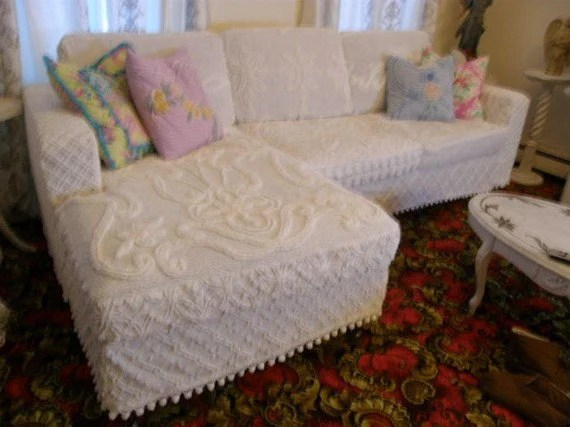 Modern Sofa With Removable Covers Shabby Couch Sofa Sectional Chic White Vintage Chenille