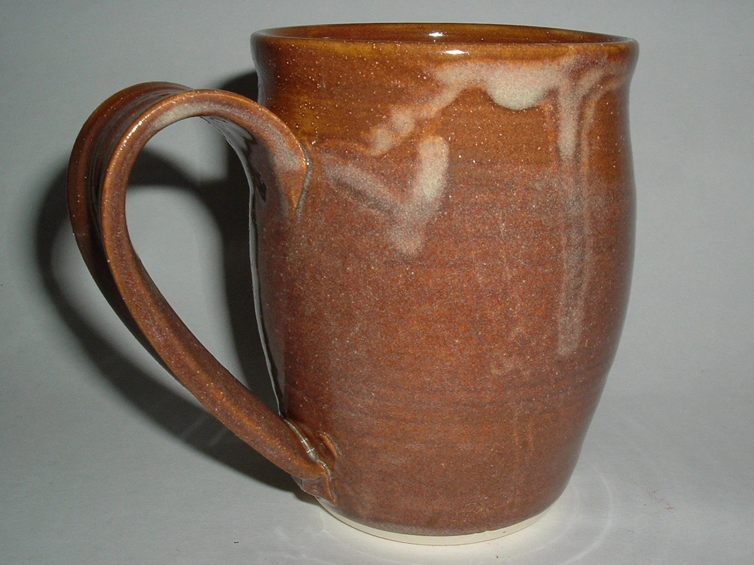 Unique Pottery Coffee Mugs Unique Coffee Mug Handmade Stoneware Pottery By Lendseypottery