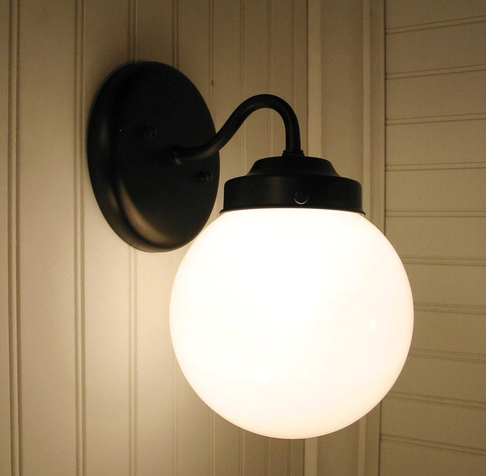 Wall Sconce Lighting Winterport Ii Globe Light Fixture By