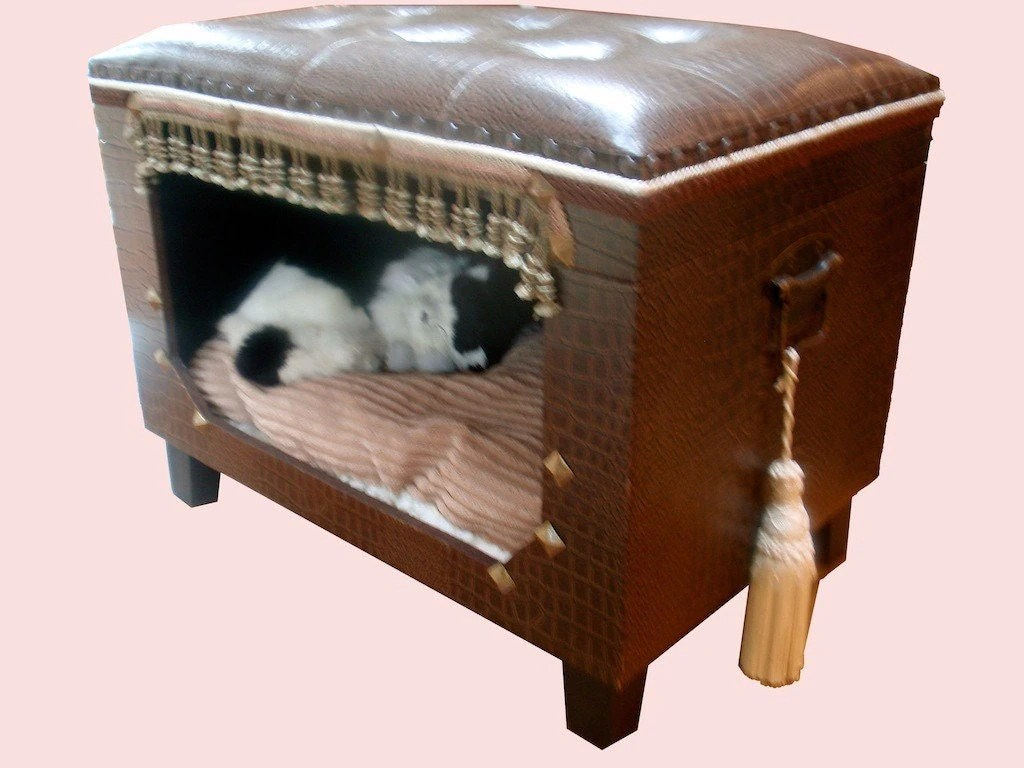 Cat Furniture For Sale On Sale Pet Bed For Small Dog Or Cat Brown By Coolfunkygifts