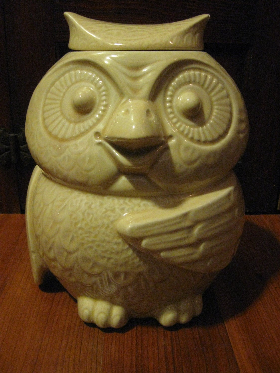 Modern Cookie Jar Vintage Mccoy Owl Cookie Jar