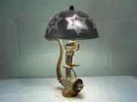 Dada Meat Grinder Lamp