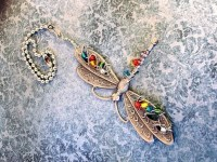 Dragonfly Ceiling Fan Pull With Multi Color by ...