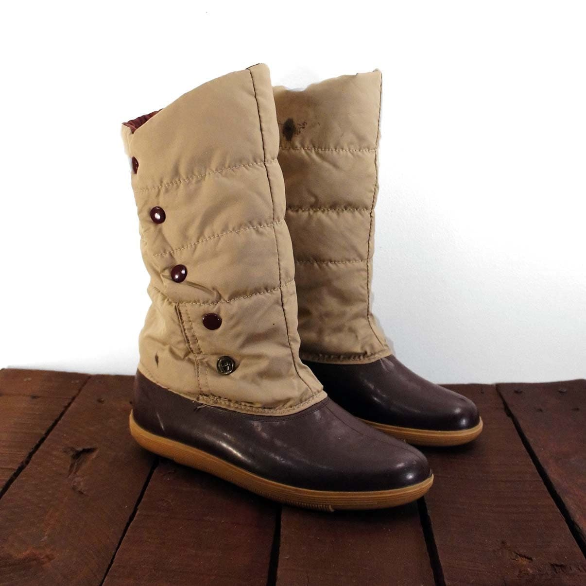 Etienne Aigner Rain Boots Fashion Duck Boots For A